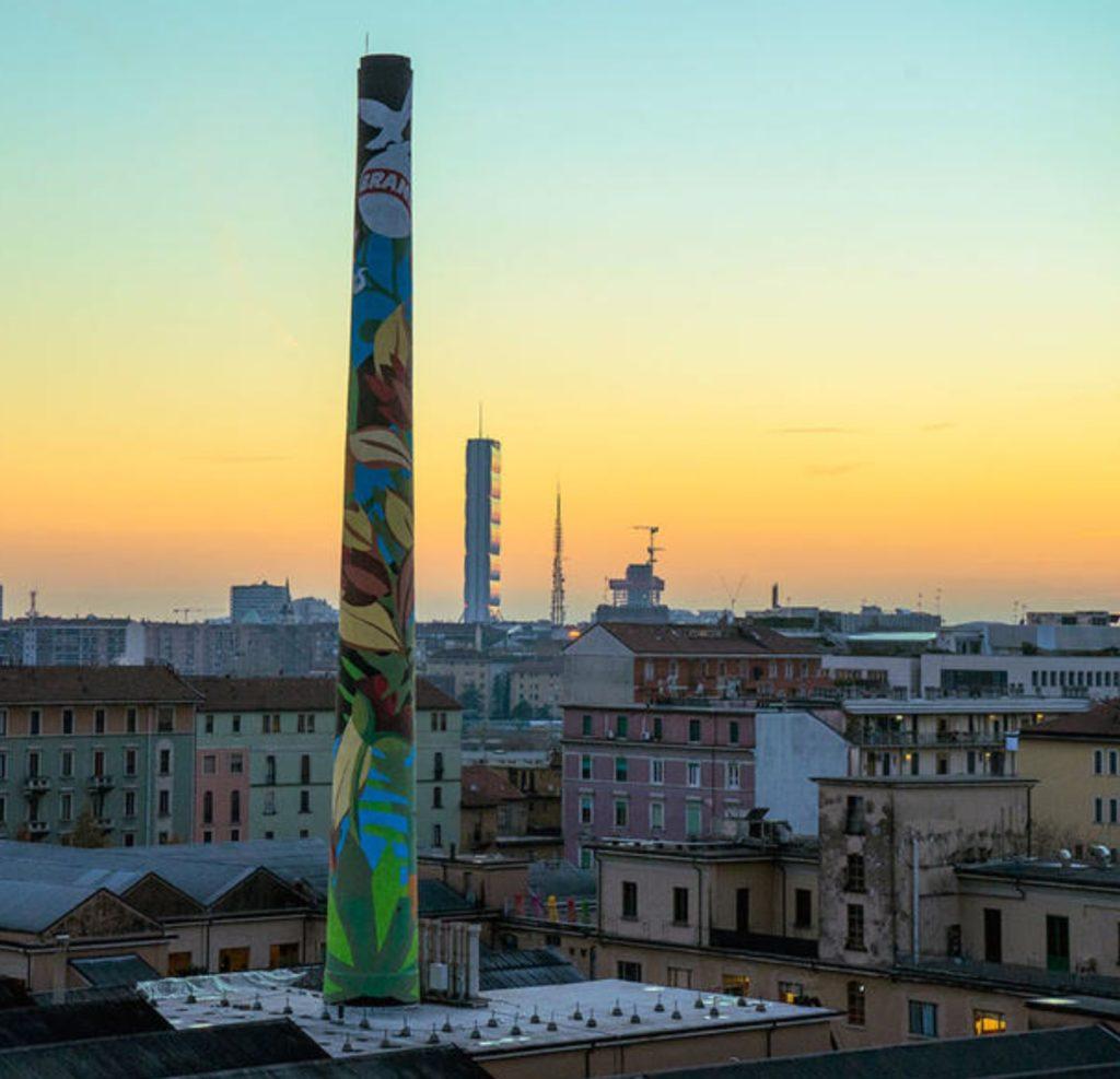 Smokestack, Milan